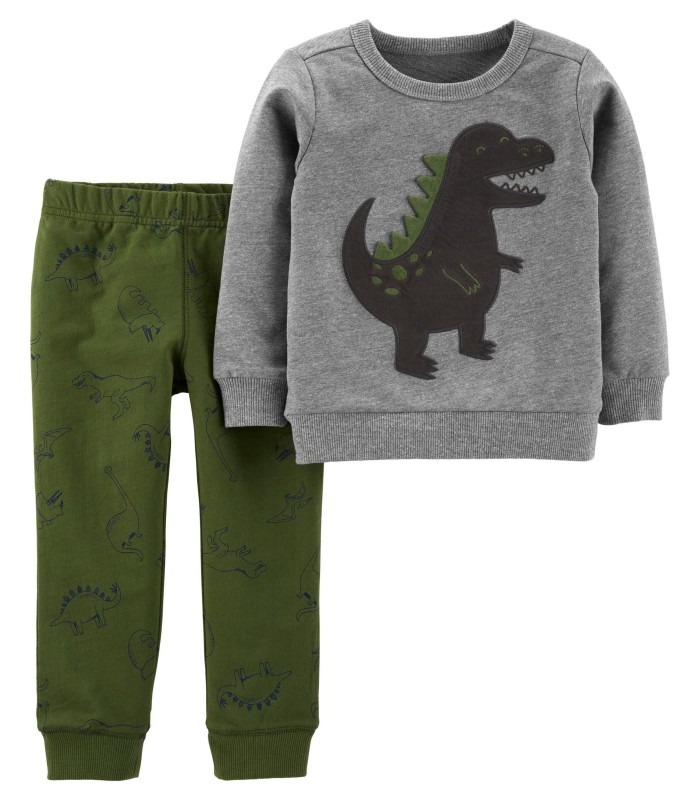Комплект 2 в 1 з динозавром