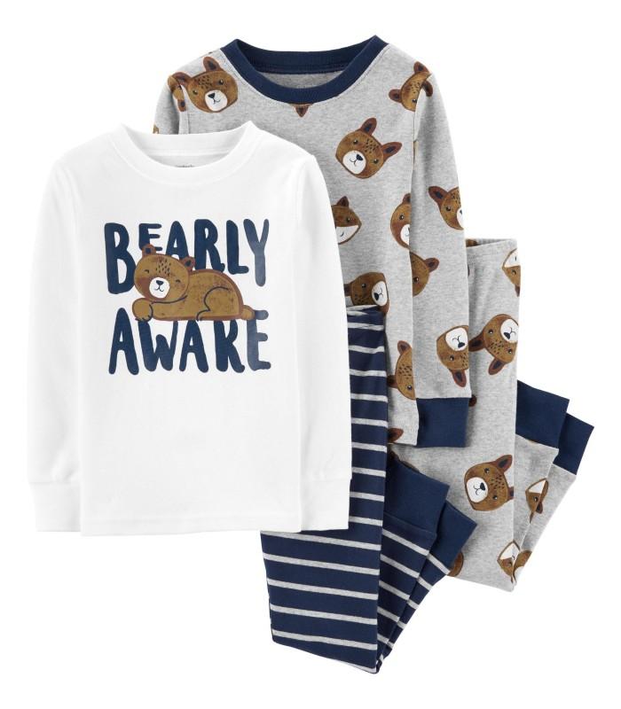 Комплект-піжама з ведмедиком